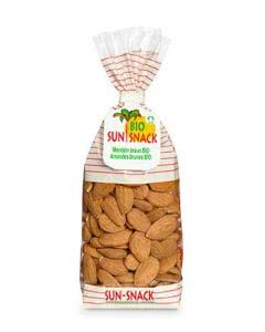 Sun Snack Mandeln Bio braun Beutel - 250g