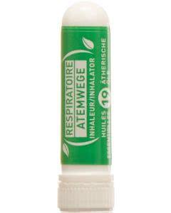Puressentiel Inhalator für die Atemwege mit 19 ätherischen Ölen - 1ml