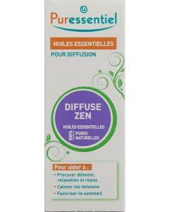 Puressentiel Duftmischung Zen ätherische Öle zur Diffusion - 30ml