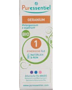 Puressentiel Geranium ätherisches Öl Bio - 5ml