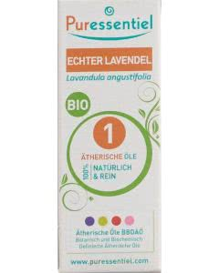 Puressentiel Echter Lavendel Öl Bio - 10ml