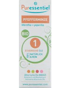 Puressentiel Pfeffer-Minze Öl Bio - 10ml