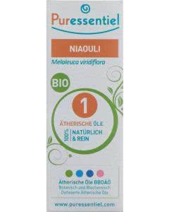 Puressentiel Niaouli ätherisches Öl Bio - 10ml