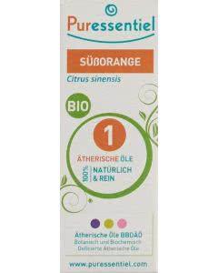 Puressentiel Süssorange ätherisches Öl Bio - 10ml