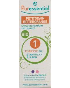 Puressentiel Petitgrain Bitterorange Öl Bio - 10ml
