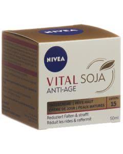 Nivea Soja Anti-Age Tagescreme - 50 ml