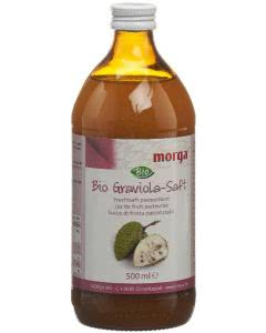 Morga Graviola Saft Bio - 500ml