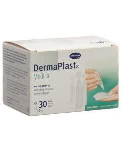 Dermaplast medical Kochsalzlösung - 30 x 5ml - wiederverschliessbar