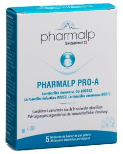Pharmalp Pro-A Probiotika - 30 Stk.