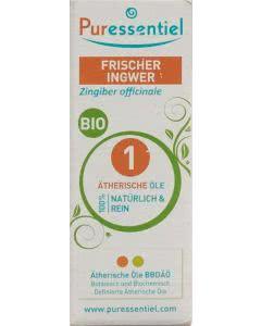 Puressentiel Frischer Ingwer ätherisches Öl Bio - 5ml