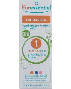 Puressentiel Palmarosa ätherisches Öl Bio - 10ml