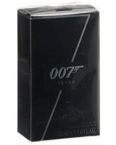 James Bond 007 Seven EDT Vapo - 50ml
