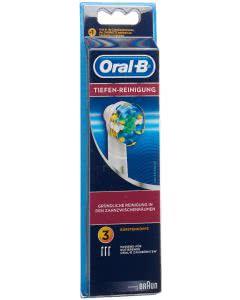 Oral-B Aufsteckbürsten Tiefenreinigung - 3 Stk.