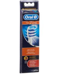 Oral-B Aufsteckbürsten TriZone - 3 Stk.