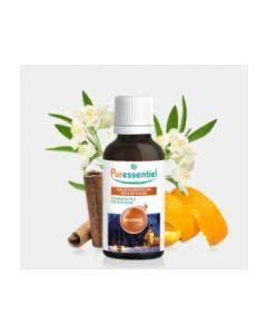 Puressentiel Duftmischung Cocooning ätherische Öle zur Diffusion - 30ml