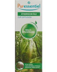 Puressentiel Duftmischung Waldspaziergang ätherische Öle zur Diffusion - 30ml