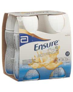 Ensure Plus Advance Banane - 4 x 220ml