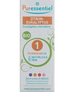 Puressentiel Zitrone-Eukalyptus ätherisches Öl Bio - 10ml