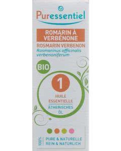Puressentiel Rosmarin Verbenon ätherisches Öl Bio - 5ml