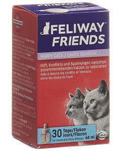 Feliway Friends Zerstäuber Nachfüllflasche - 48ml