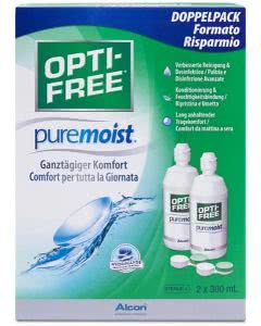 Opti Free PureMoist Lösung - 2 x 300ml