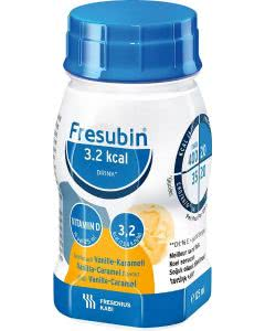 Fresubin 3.2 kcal Drink Vanille-Caramel 4 x 125ml
