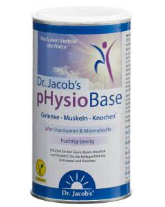 Dr. Jacob's pHysioBase - 300g