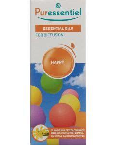 Puressentiel Duftmischung Happy ätherische Öle zur Diffusion - 30ml