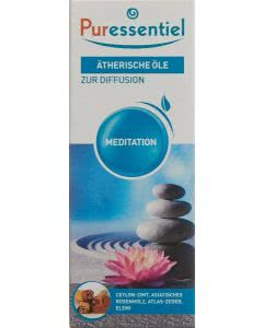 Puressentiel Duftmischung Meditation ätherische Öle zur Diffusion - 30ml