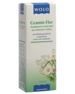 Wolo Gramin Flor Heublumenbad - 250ml