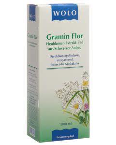 Wolo Gramin Flor Heublumenbad - 1000 ml