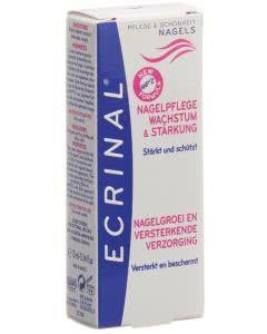 Ecrinal Nagelpflege Wachstum und Stärkung Creme - 10ml