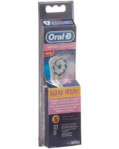 Oral-B Aufsteckbürsten Sensi UltraThin - 5 Stk.