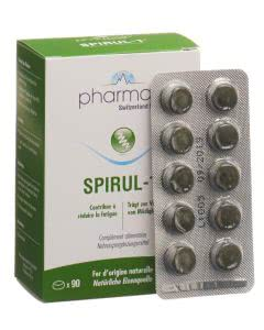 Pharmalp Spirul-1 Tabletten - 90 Stk.