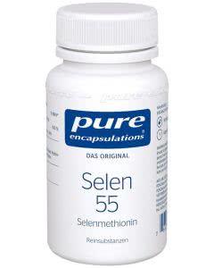 Pure Selen 55 (L-Selenmethionin) - 90 Stk.