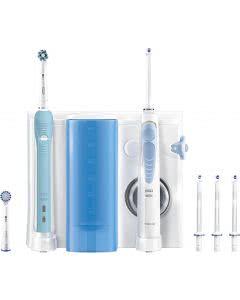 Oral-B OxyJet Reinigungssystem Munddusche +PRO2