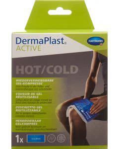 DermaPlast Active Hot&Cold Pack - 12x29cm - 1Stk.