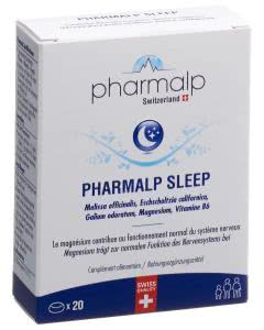 Pharmalp Sleep Tabletten - 20 Stk.