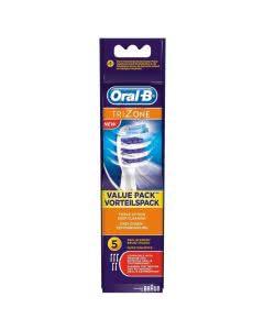 Oral-B Aufsteckbürsten TriZone - 5 Stk.