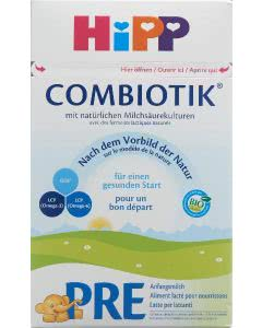 Hipp Pre Anfangsmilch Bio Combiotik - 800g