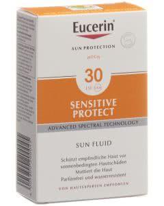 Eucerin Sensitive Protect Sun Fluid LSF 30 - 50ml