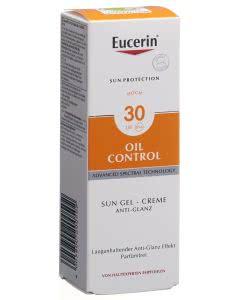 Eucerin Sun Gel-Creme Gesicht Oil Control LSF 30 - 50ml