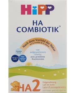 Hipp HA2 Combiotik Folgemilch ab 6 Mt. - 500g
