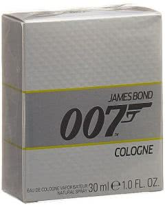 James Bond 007 Cologne EDC Vapo - 30ml