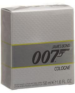 James Bond 007 Cologne After Shave Lotion - 50ml