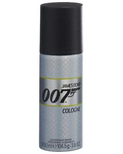 James Bond 007 Cologne Deo Aero - 150ml
