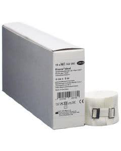 Rhena Ideal Elastische Binde 4cmx5m weiss - 10 Stk.