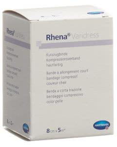 Rhena Varidress hautfarbig - 8cmx5m