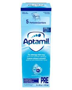 Milupa Aptamil Pre Portionen - 5 x 22.8g