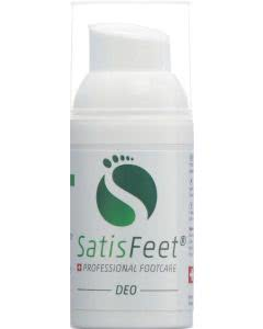 Satisfeet Deo Airless Dispenser - 30ml